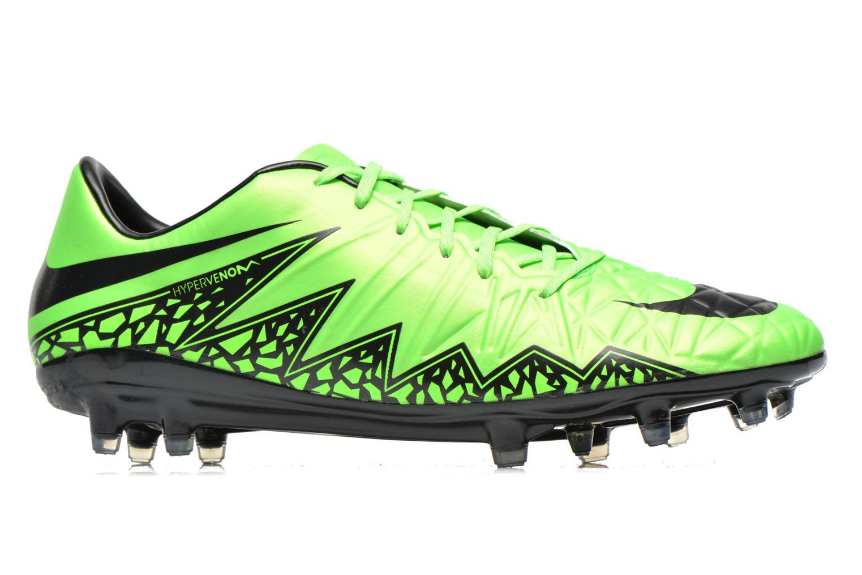 Sportschoenen Nike Hypervenom Phatal II Fg Groen achterkant
