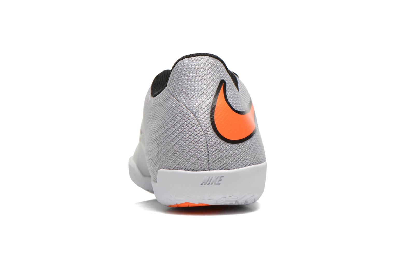 Chaussures de sport Nike Hypervenomx Pro Ic Gris vue droite
