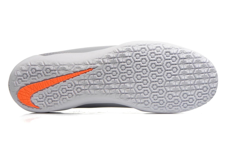 Chaussures de sport Nike Hypervenomx Pro Ic Gris vue haut