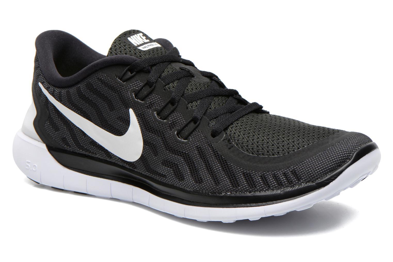 bfd4545e9d1c8 Nike Nike Free 5.0 (Noir) - Chaussures de sport chez Sarenza (225562)