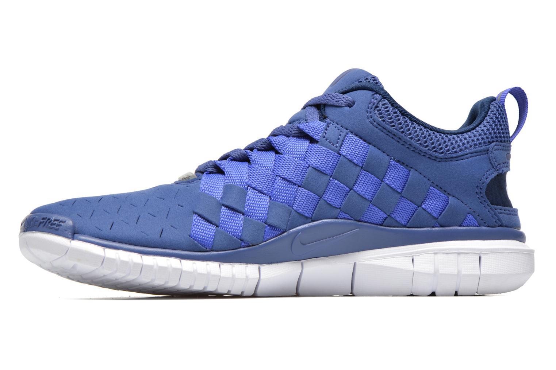 Deportivas Nike Nike Free Og '14 Woven Azul vista de frente