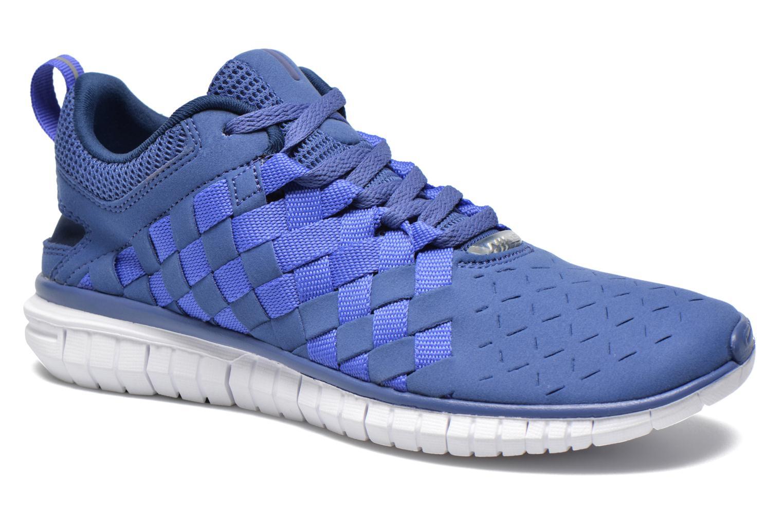 Deportivas Nike Nike Free Og '14 Woven Azul vista de detalle / par