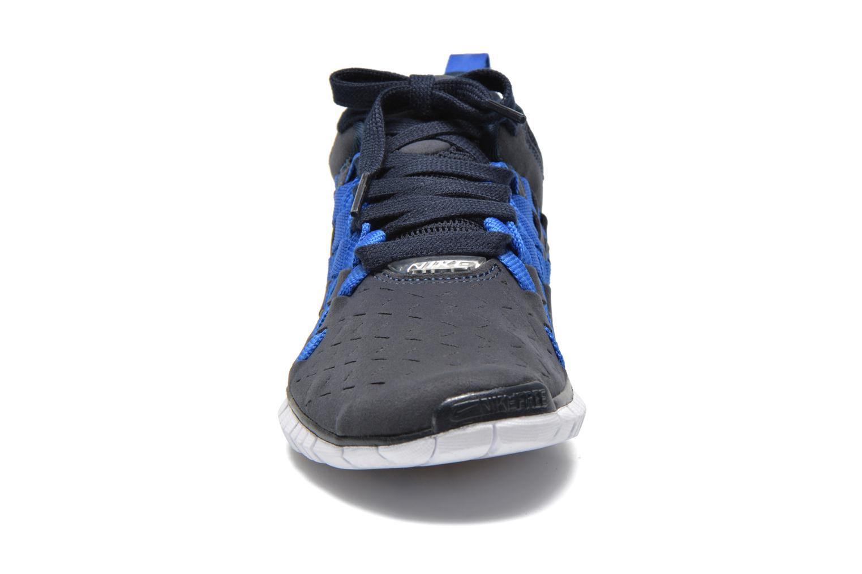 Baskets Nike Nike Free Og '14 Woven Bleu vue portées chaussures