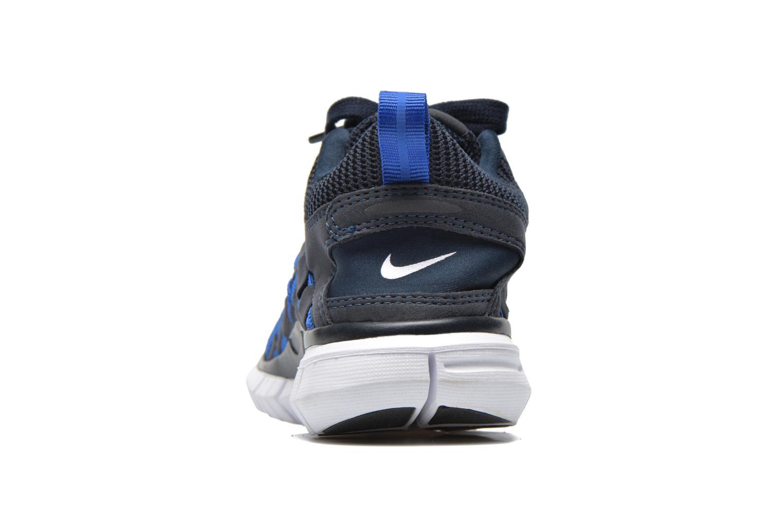 Baskets Nike Nike Free Og '14 Woven Bleu vue droite