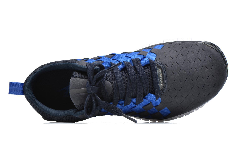 Baskets Nike Nike Free Og '14 Woven Bleu vue gauche