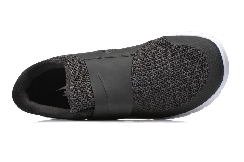 Sneaker Nike Nike Free Socfly schwarz ansicht von links