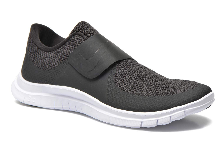 Sneaker Nike Nike Free Socfly schwarz detaillierte ansicht/modell