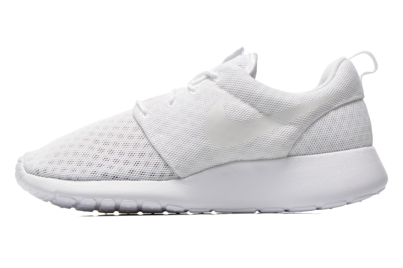 Sneaker Nike Nike Roshe One Br weiß ansicht von vorne