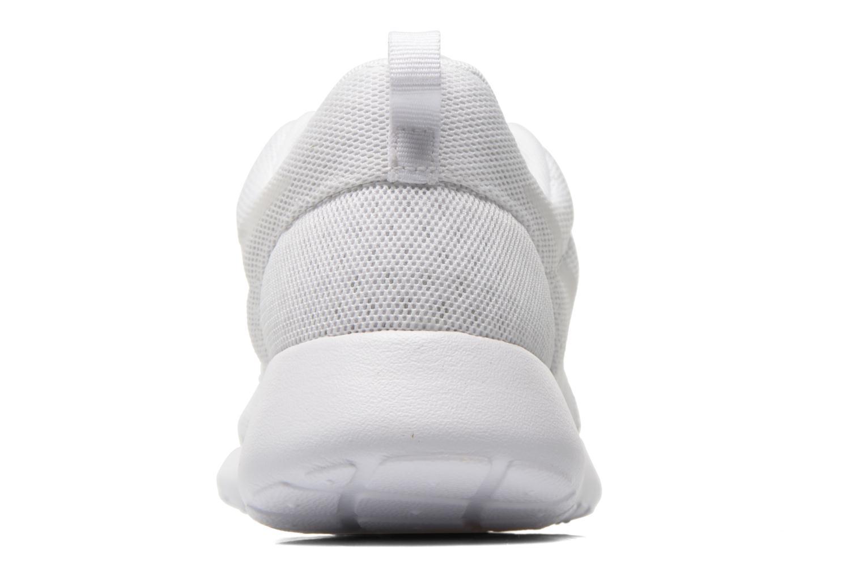 Sneaker Nike Nike Roshe One Br weiß ansicht von rechts