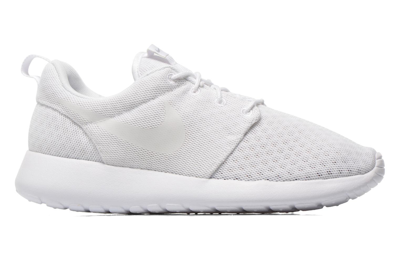 Sneaker Nike Nike Roshe One Br weiß ansicht von hinten