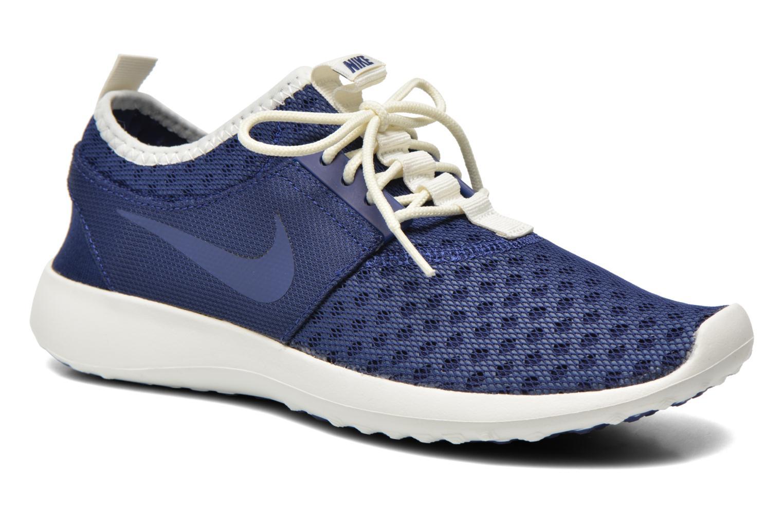 Baskets Nike Nike Juvenate Bleu vue détail/paire