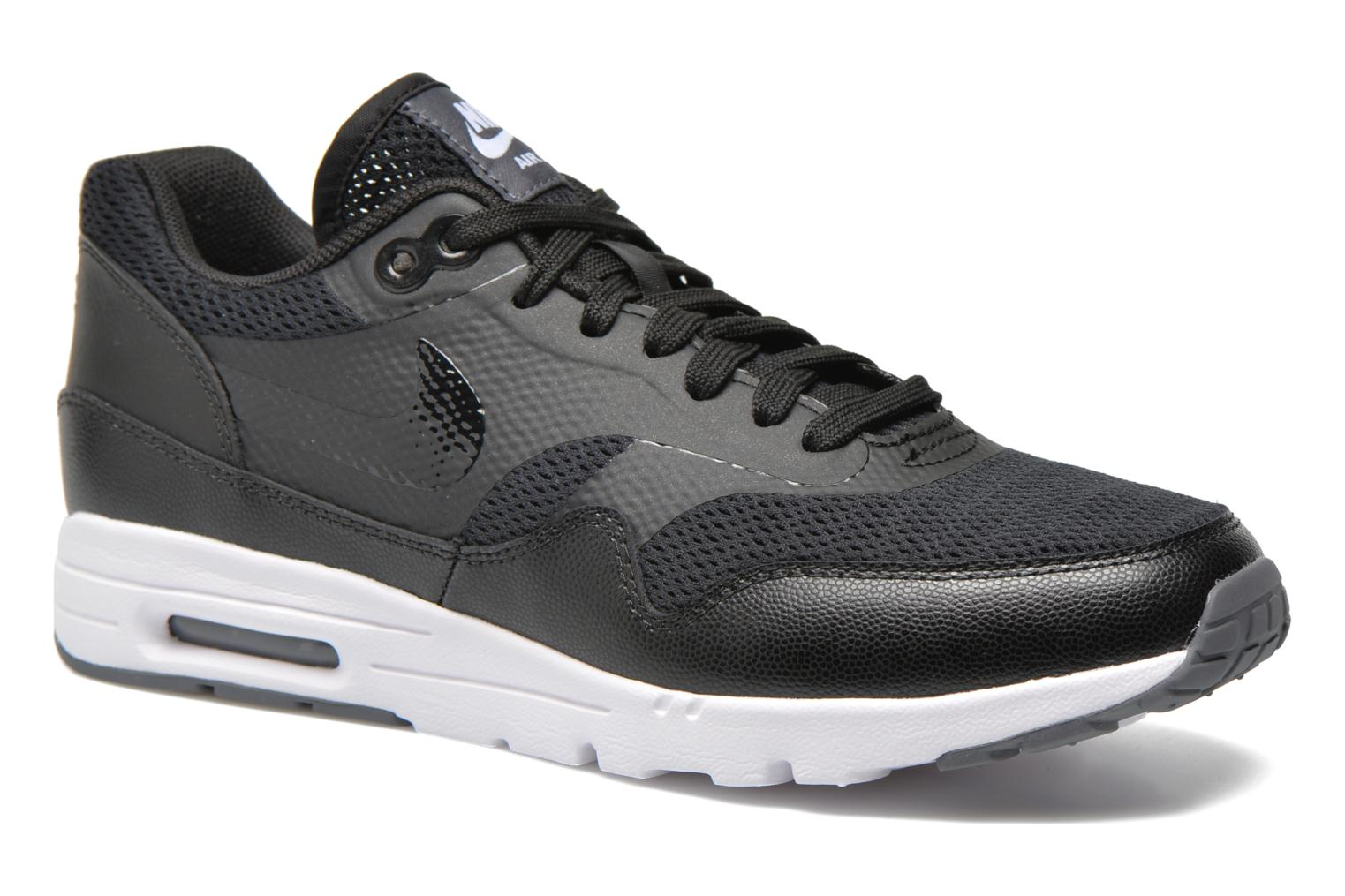 Trainers Nike W Air Max 1 Ultra Essentials Black detailed view/ Pair view