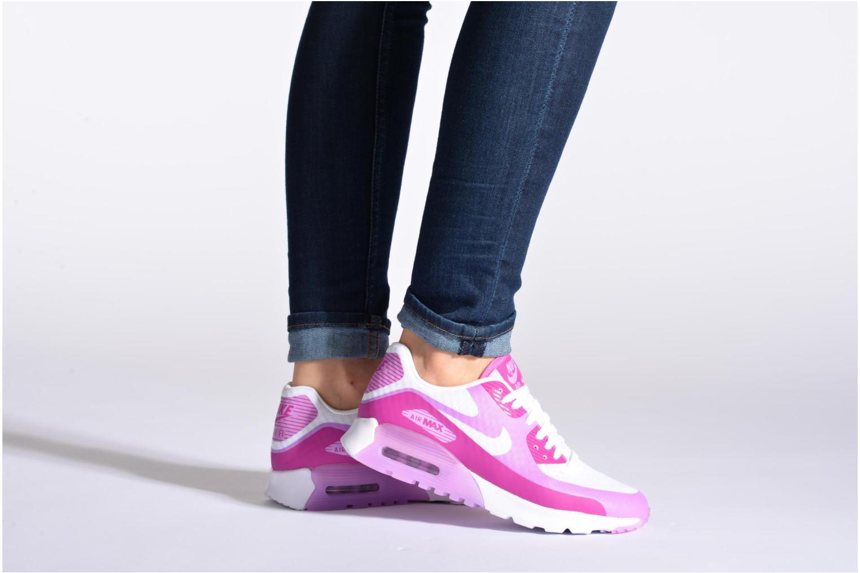 Sneaker Nike W Air Max 90 Ultra Br grün ansicht von unten / tasche getragen