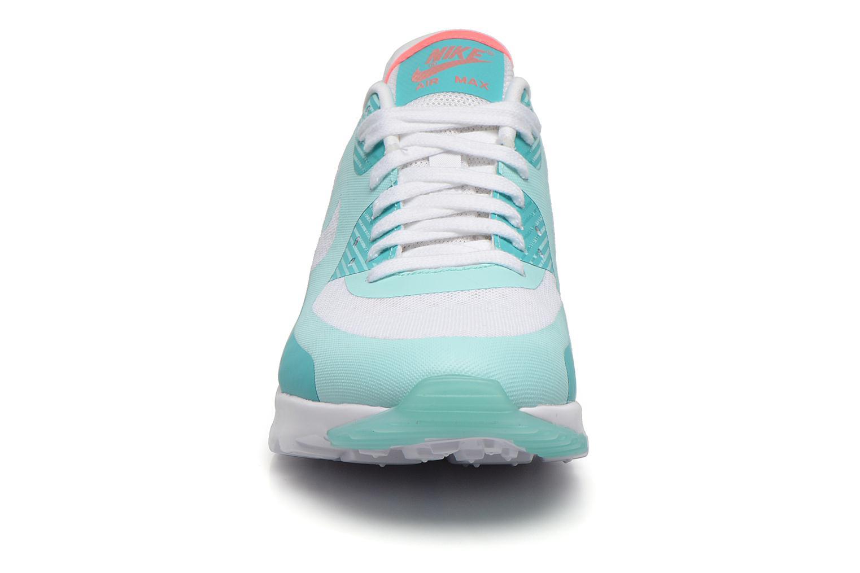 Baskets Nike W Air Max 90 Ultra Br Vert vue portées chaussures