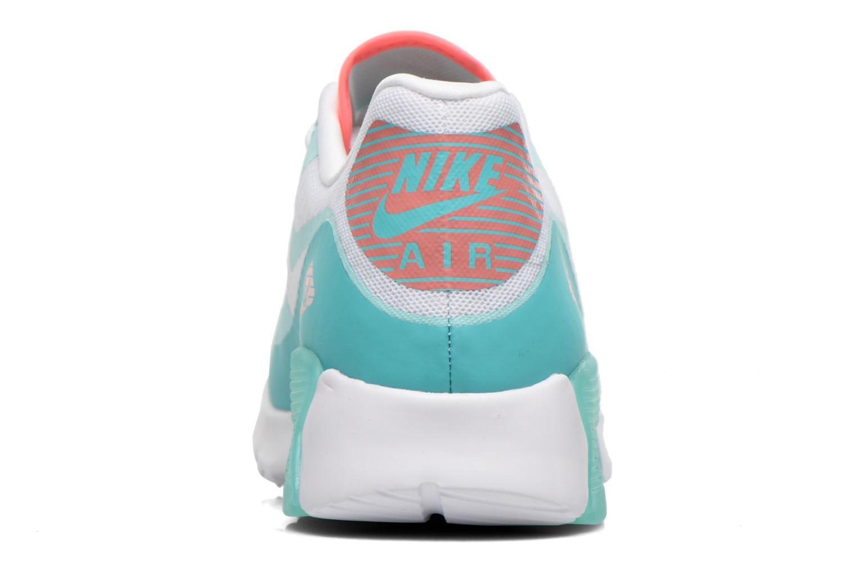 Deportivas Nike W Air Max 90 Ultra Br Verde vista lateral derecha