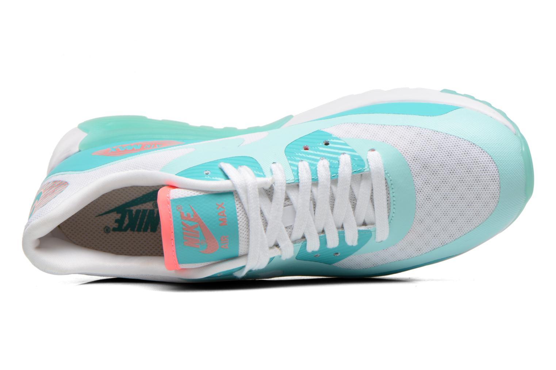 Baskets Nike W Air Max 90 Ultra Br Vert vue gauche