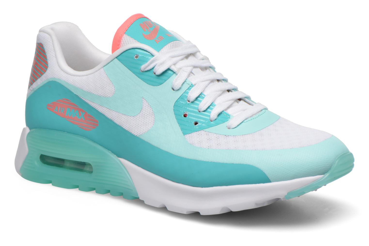 Trainers Nike W Air Max 90 Ultra Br Green detailed view/ Pair view