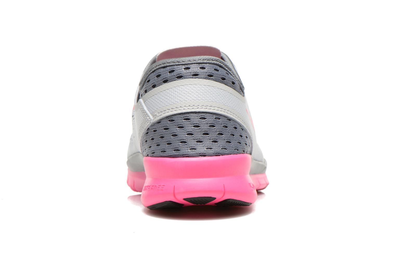 Zapatillas de deporte Nike W Nike Free 5.0 Tr Fit 5 Brthe Gris vista lateral derecha