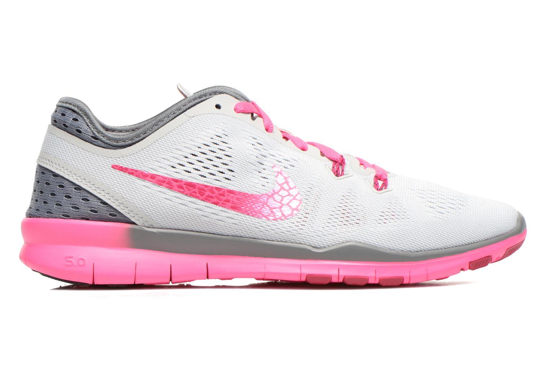 Zapatillas de deporte Nike W Nike Free 5.0 Tr Fit 5 Brthe Gris vistra trasera