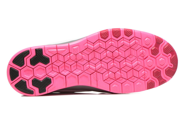 Zapatillas de deporte Nike W Nike Free 5.0 Tr Fit 5 Brthe Gris vista de arriba