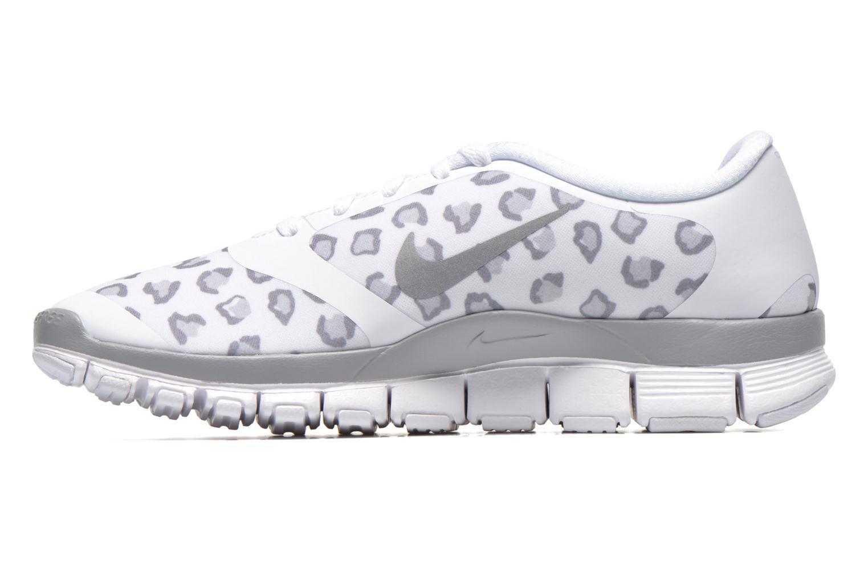 Sportschoenen Nike W Nk Free 5.0 V4 Ns Pt Wit voorkant