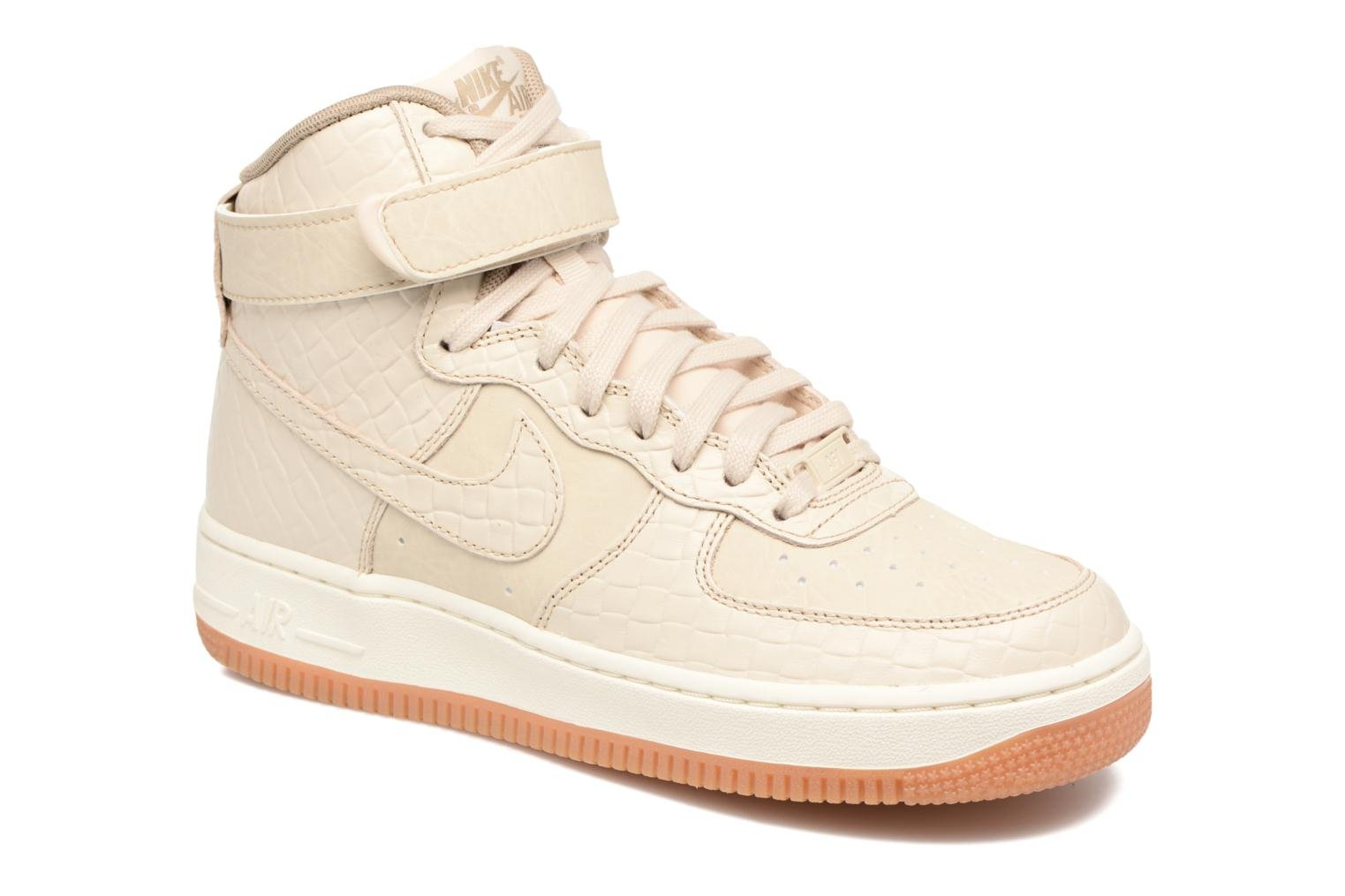 Wmns Air Force 1 Hi Prm Oatmeal/Oatmeal-Khaki-Sail