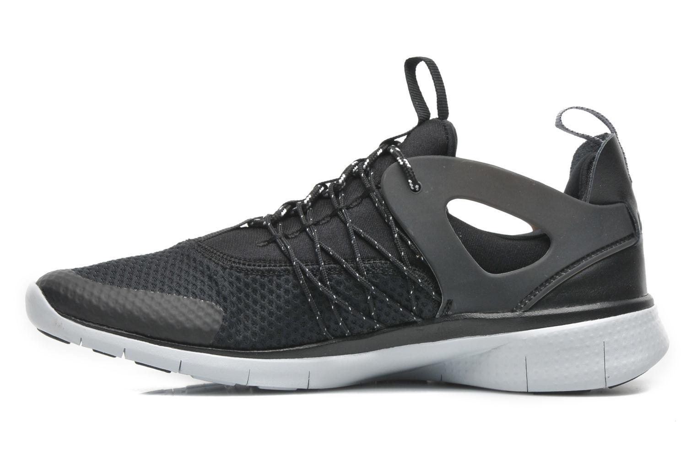 Deportivas Nike Wmns Nike Free Viritous Negro vista de frente