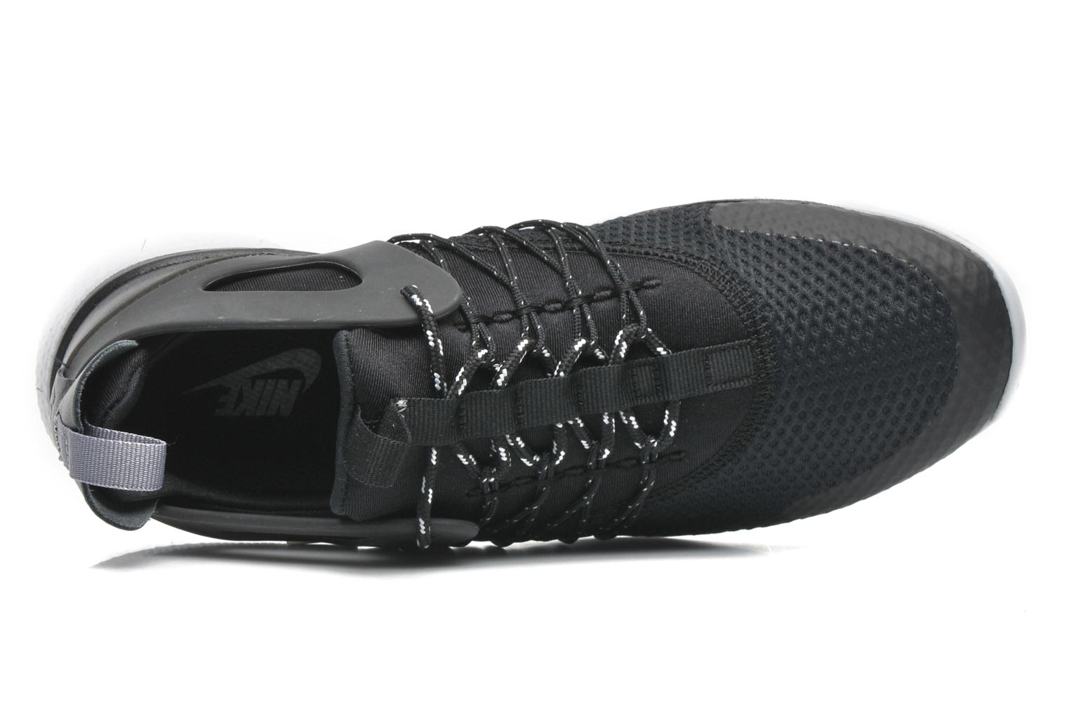 Trainers Nike Wmns Nike Free Viritous Black view from the left