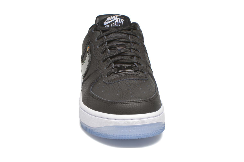 Baskets Nike Wms Air Force 1 '07 Prm Noir vue portées chaussures