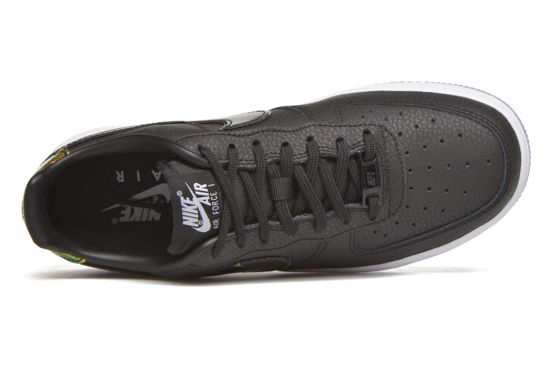 Sneakers Nike Wms Air Force 1 '07 Prm Sort se fra venstre