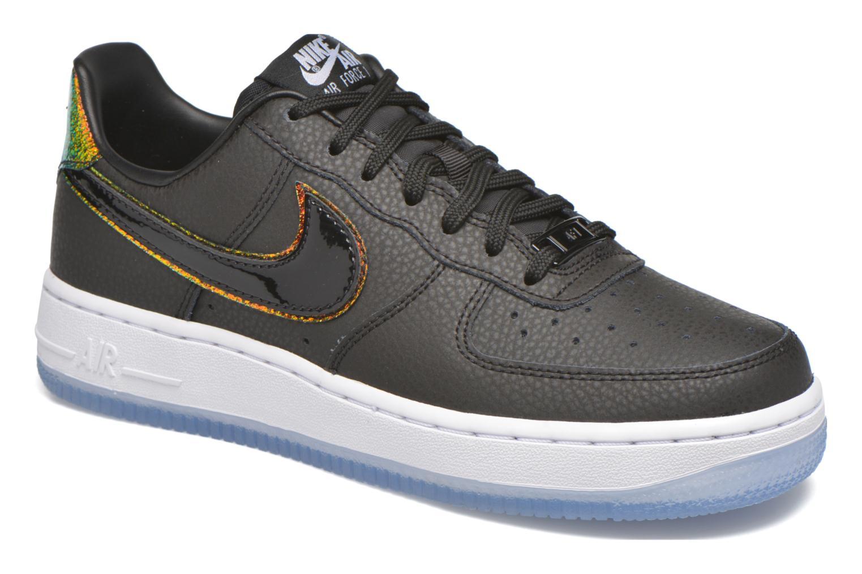 Sneakers Nike Wms Air Force 1 '07 Prm Sort detaljeret billede af skoene