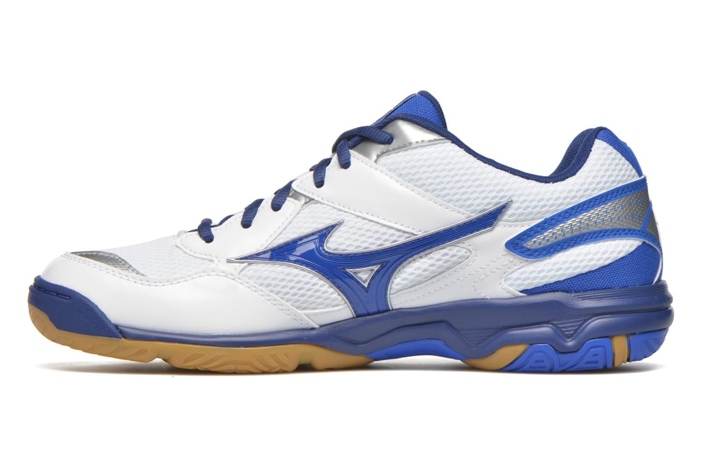 Chaussures de sport Mizuno Wave Twister 4 Blanc vue face