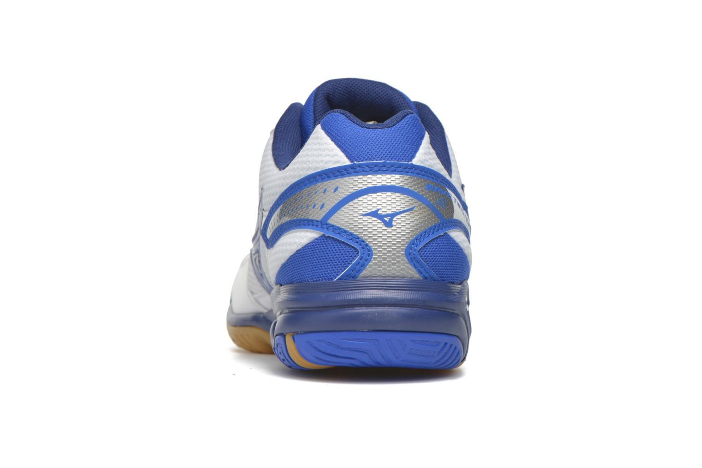 Chaussures de sport Mizuno Wave Twister 4 Blanc vue droite