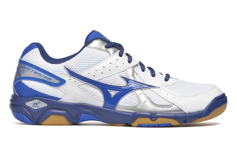 Chaussures de sport Mizuno Wave Twister 4 Blanc vue derrière