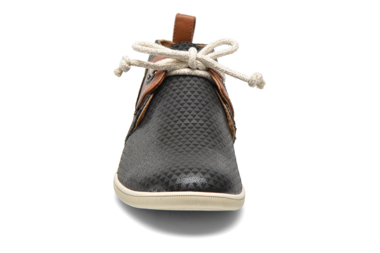 Chaussures à lacets Armistice Stone Mid Cut W Noir vue portées chaussures