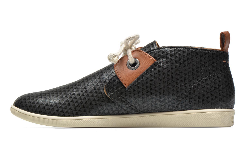 Chaussures à lacets Armistice Stone Mid Cut W Noir vue face