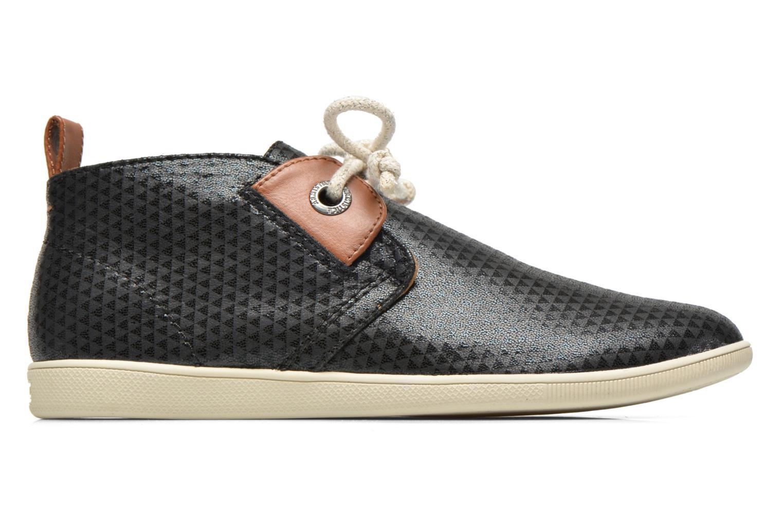 Chaussures à lacets Armistice Stone Mid Cut W Noir vue derrière