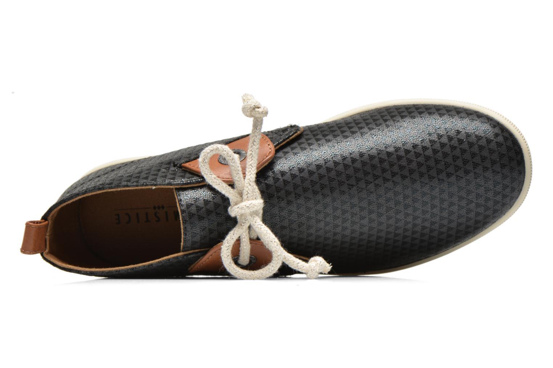 Chaussures à lacets Armistice Stone Mid Cut W Noir vue gauche