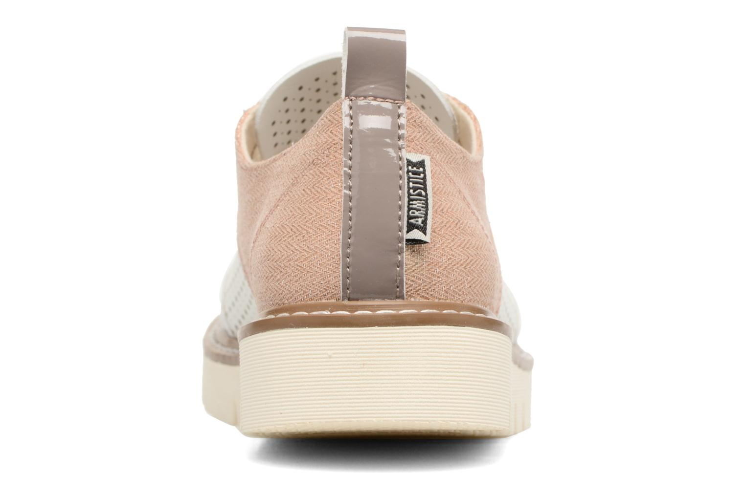 Fox Derby Pink Dove Taupe
