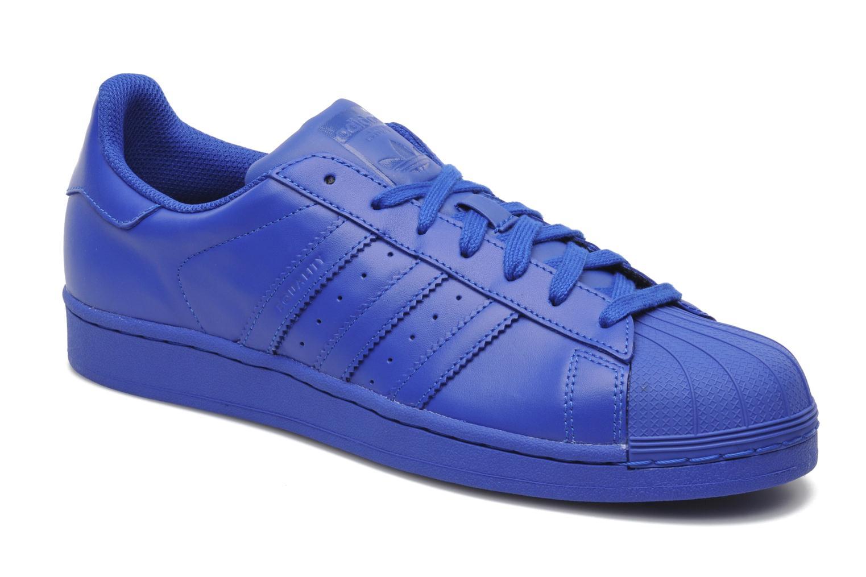 Adidas Originals Superstar Blå