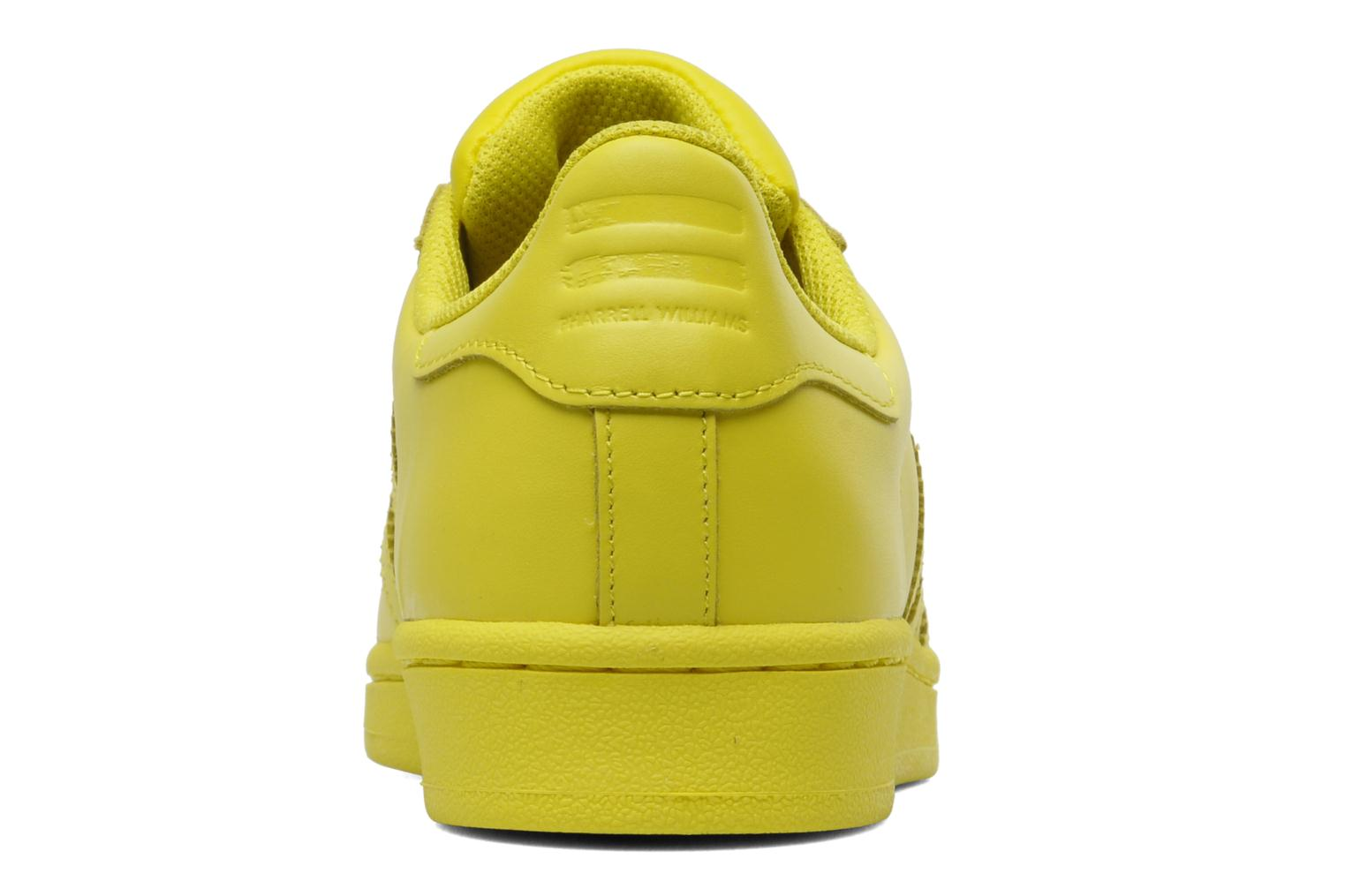 Sneakers Adidas Originals Superstar Supercolor W Giallo immagine destra