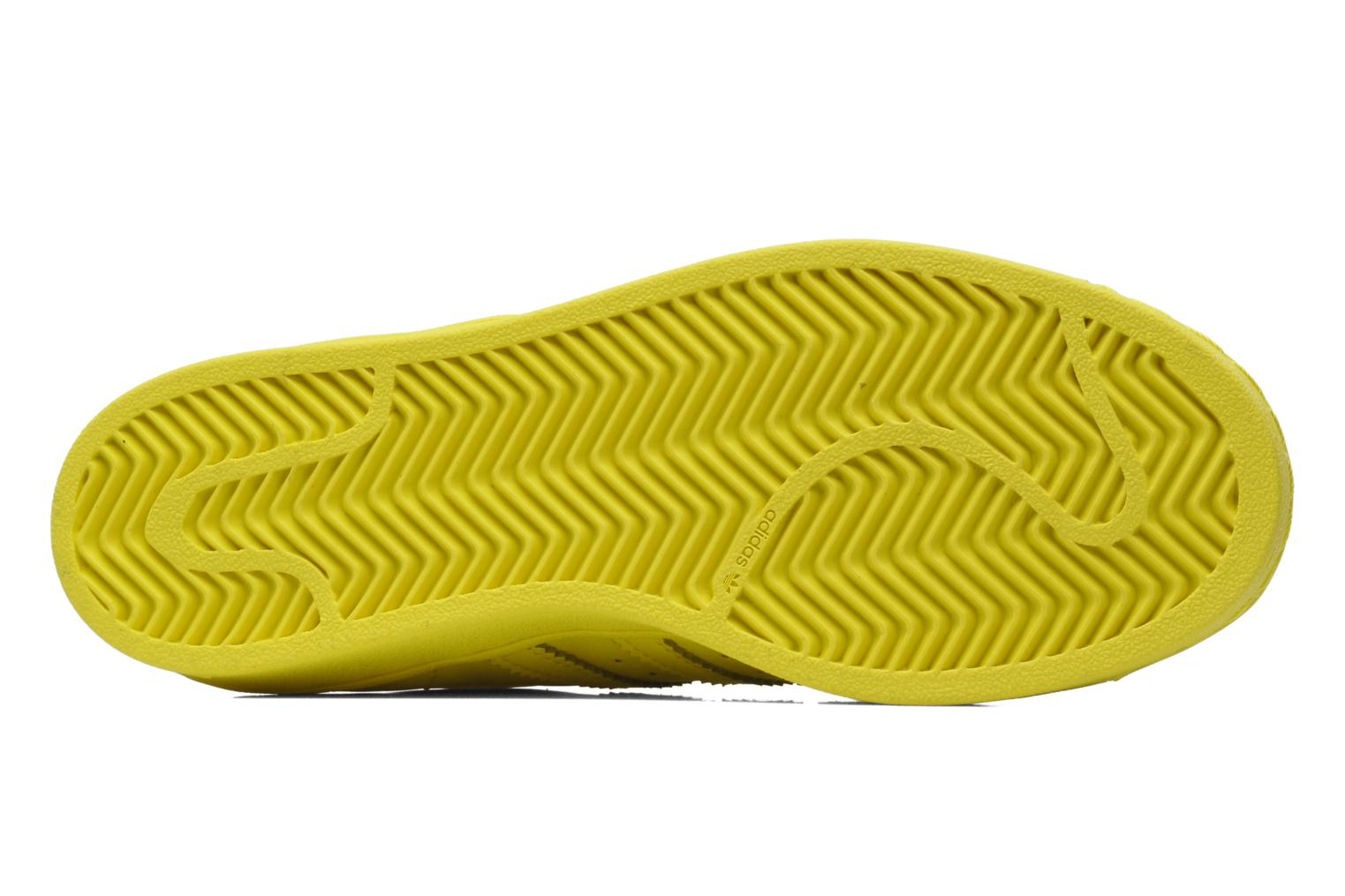 Sneakers Adidas Originals Superstar Supercolor W Giallo immagine dall'alto