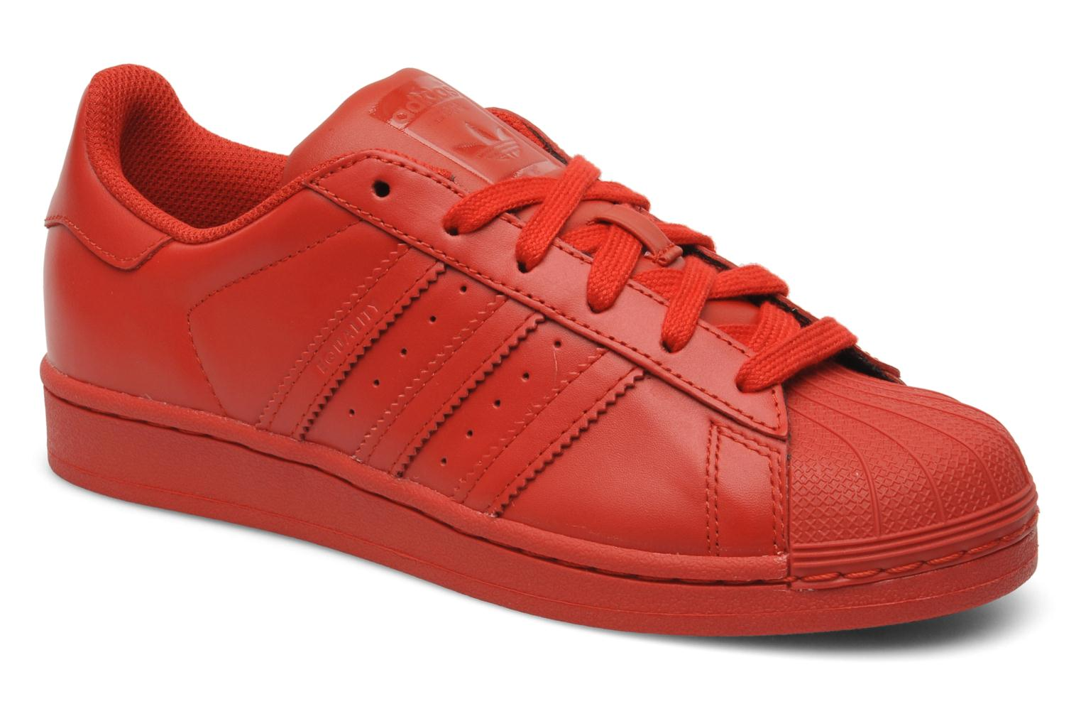 adidas superstar supercolor rood