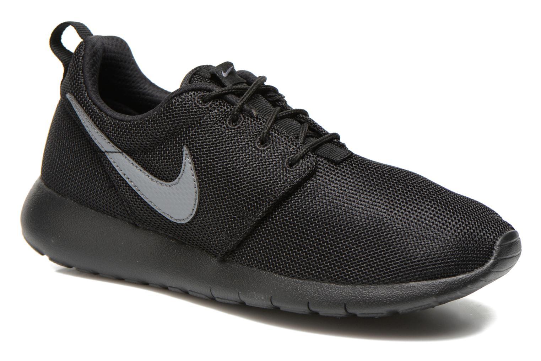 NIKE ROSHE ONE (GS) Black/cool grey