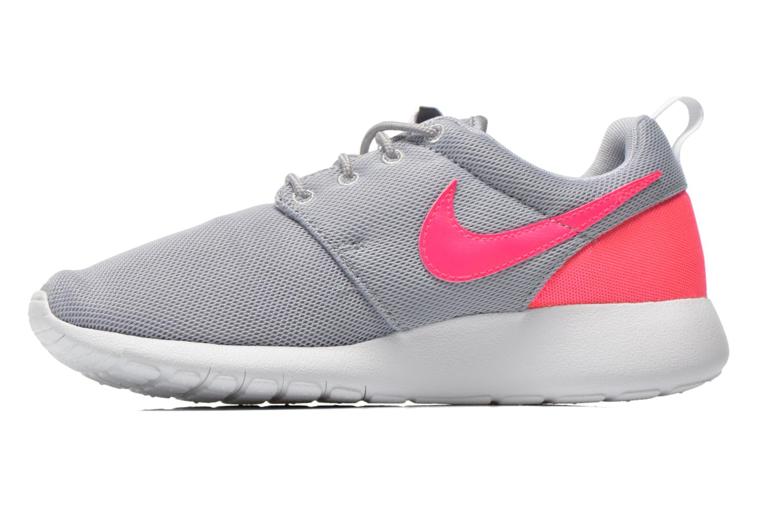 Baskets Nike NIKE ROSHE ONE (GS) Gris vue face