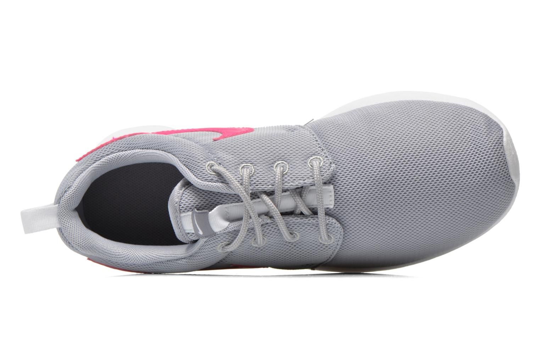 Sneakers Nike NIKE ROSHE ONE (GS) Grigio immagine sinistra