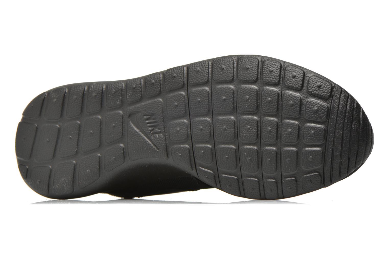 Baskets Nike NIKE ROSHE ONE (GS) Noir vue haut