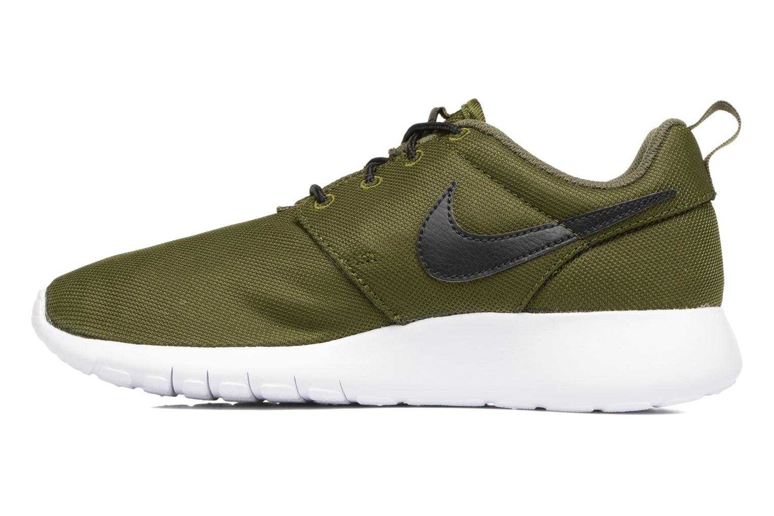 Baskets Nike NIKE ROSHE ONE (GS) Vert vue face