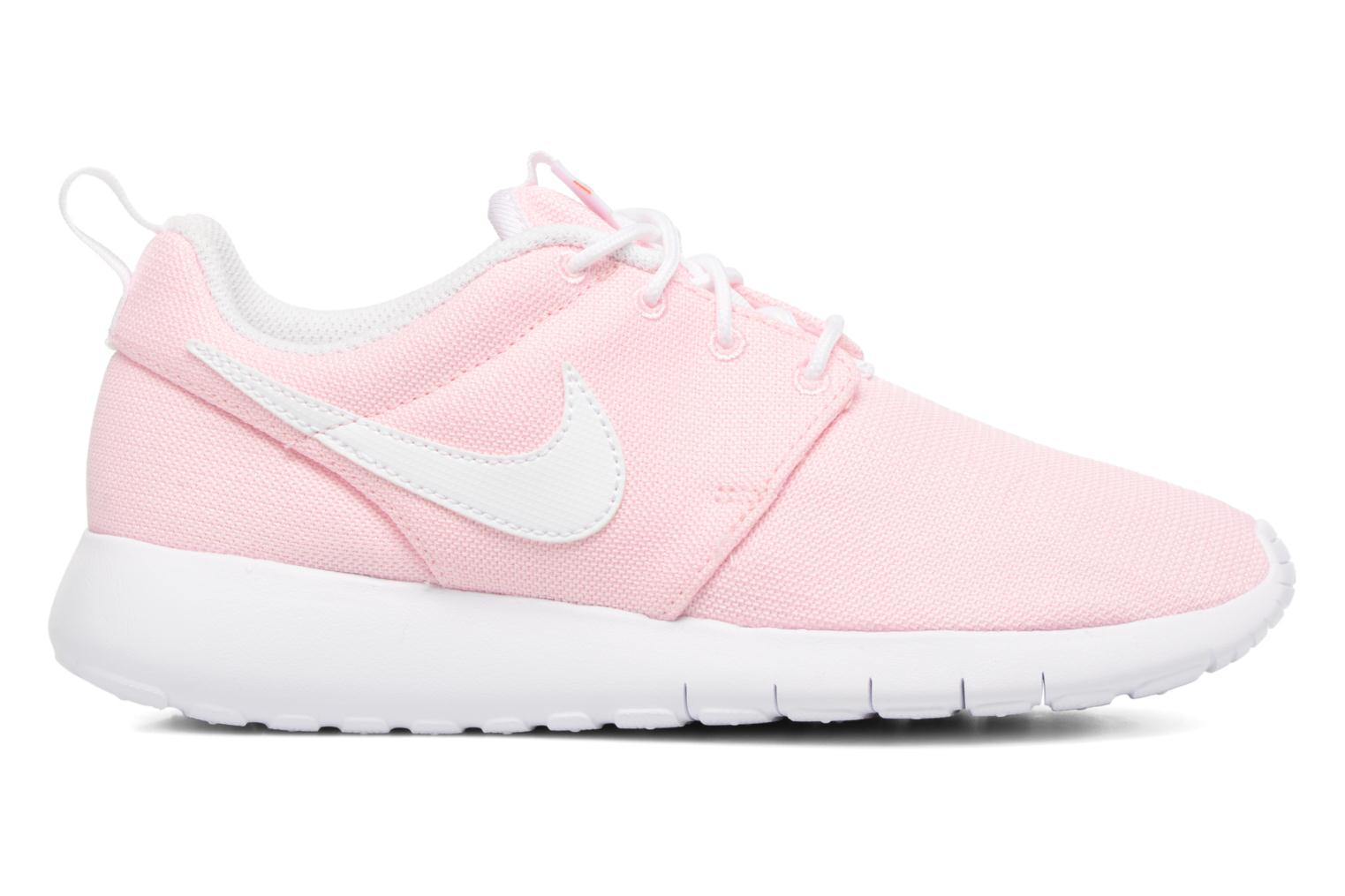 Trainers Nike NIKE ROSHE ONE (GS) Pink back view