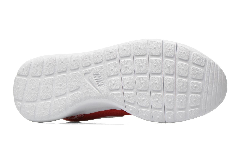 Baskets Nike NIKE ROSHE ONE PRINT (GS) Rouge vue haut